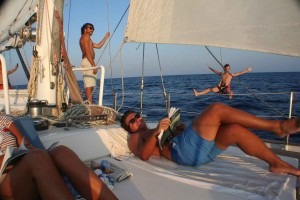 Skippered yacht charter