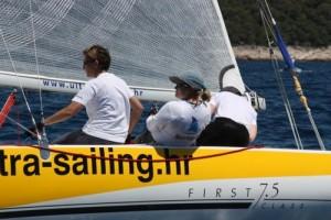 sailing school ultra