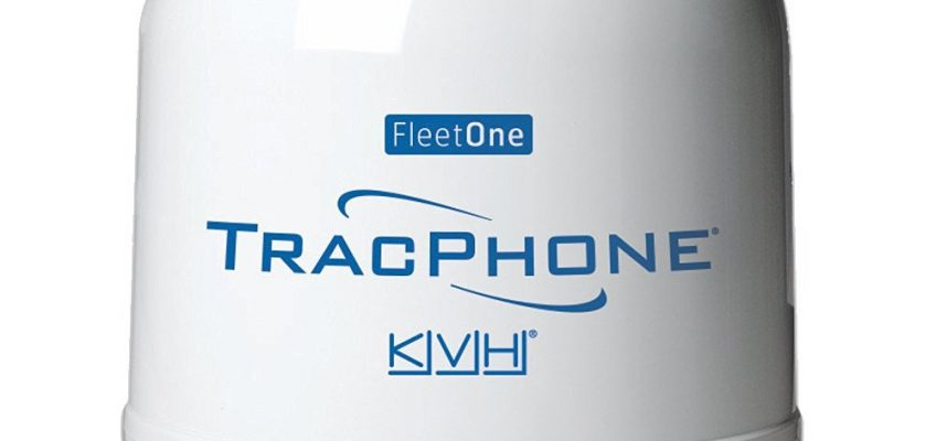 KVH TracPhone Fleet One Compact Dome